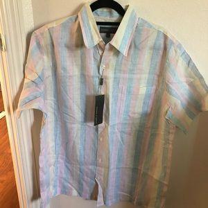 Tricots button down shirt